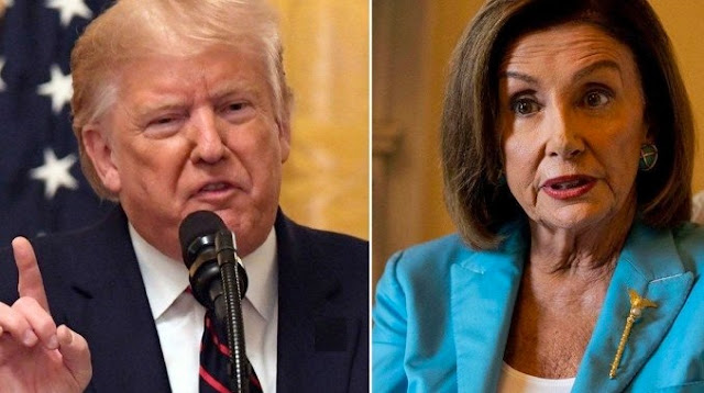 Trump Will Use Emergency Powers To Remove Pelosi From Congress