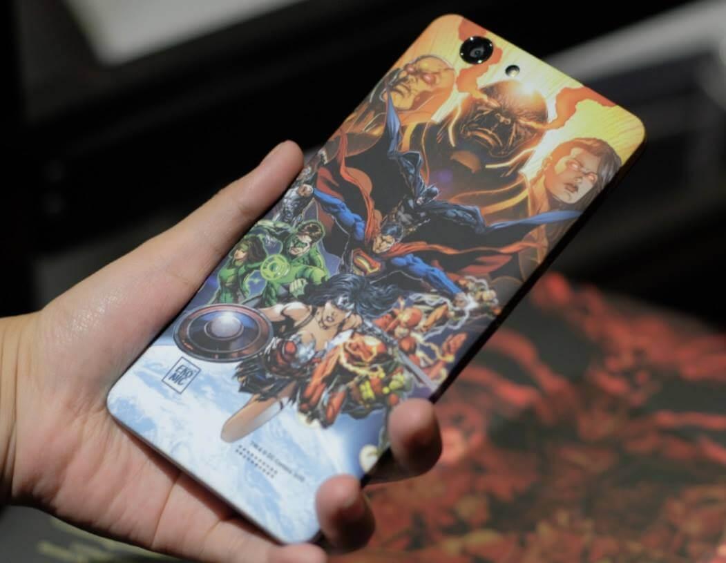 Ekonic Justice League Smartphone