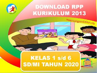 rpp kurikulum 2013 revisi 2020