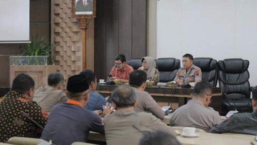 Mayoritas Ormas Tolak Musda FPI di Kabupaten Tegal