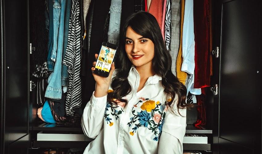 Modista - aplikacja modowa do tworzenia outfitów i organizacji szafy. Warto ją poznać.