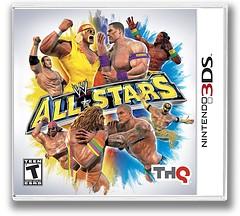 Rom WWE All Stars 3DS