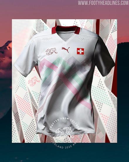 Trikot Schweiz Em 2020
