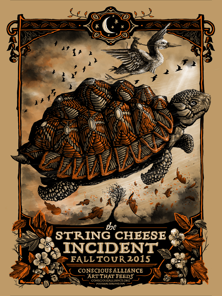My Morning Jacket Tour Posters