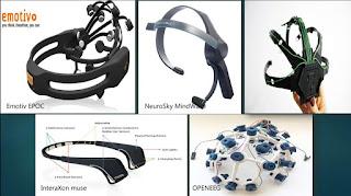 Headset Pengendali Kursor Tanpa Gerakan Jari Tangan