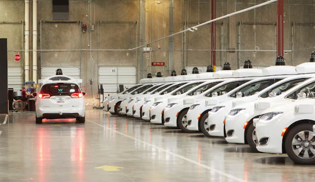 Alphabet's Self Driving car company Waymo secures $2.25 billlion in funding