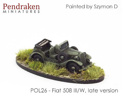 POL26 Fiat 508 III/W, late version
