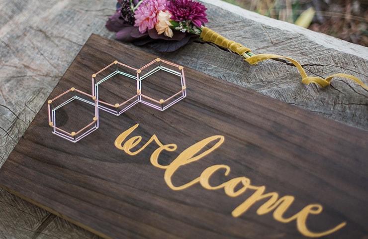 Valentina Vaguada: wedding, trends, boda, tendencias 2018, flowers, copper, vintage, romantic, geometric design