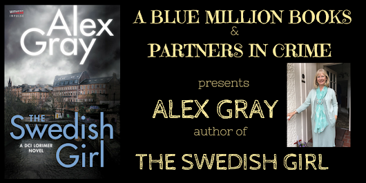 FEATURED AUTHOR: ALEX GRAY