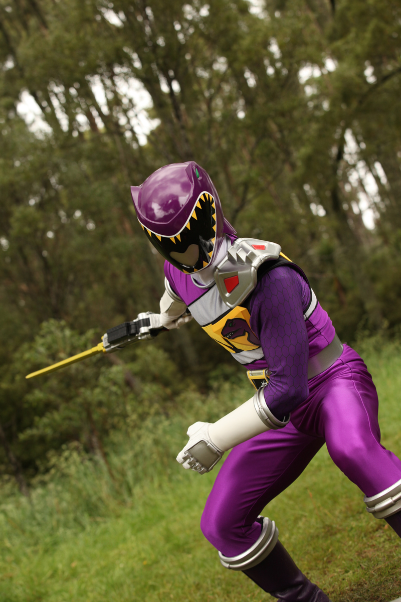 Henshin Grid: Dino Charge Production Stills Episodes 16-20