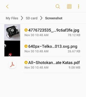 File pindah ke memori eksternal