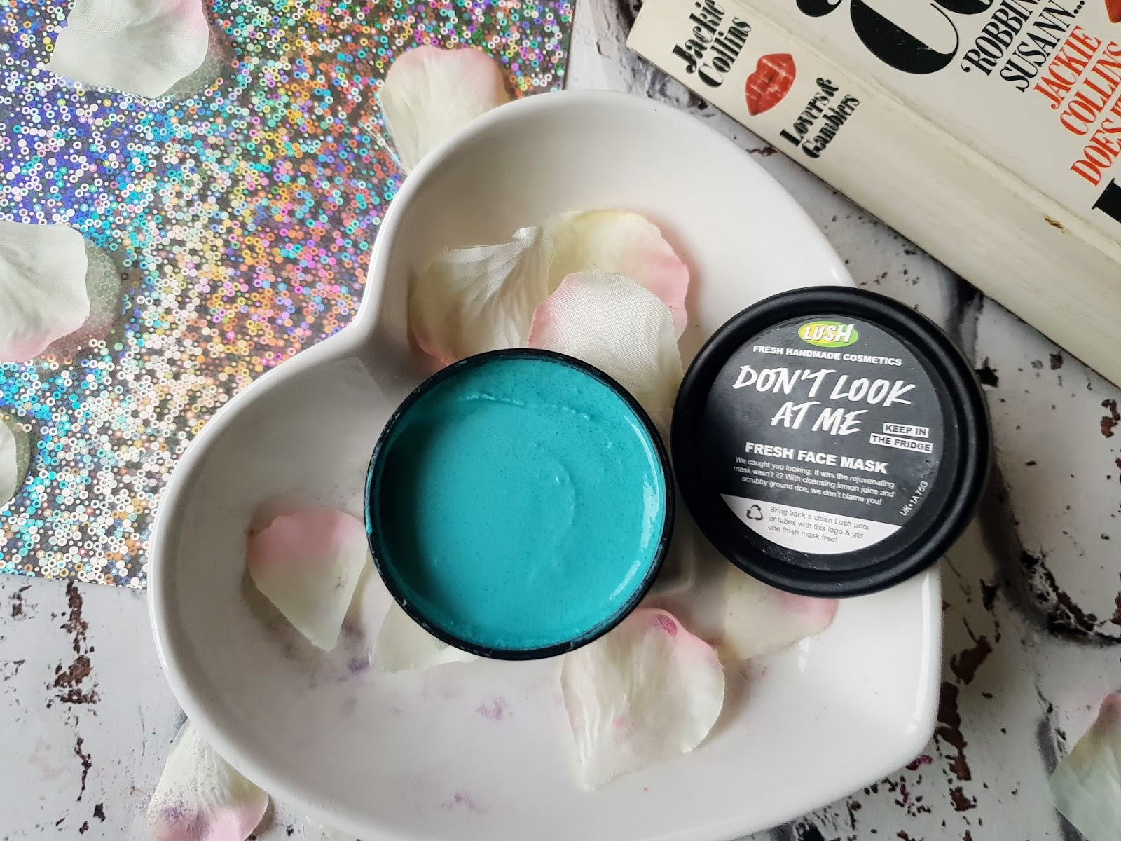 Lush Don't Look At Me  Fresh Face Mask | Review