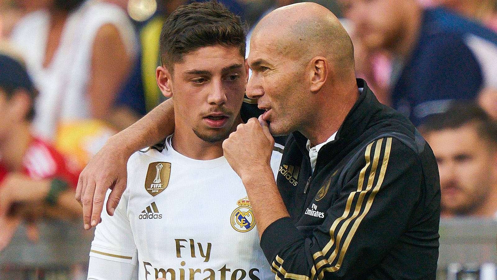 Real Madrid pay 227,000 euros Because of Federico Valverde