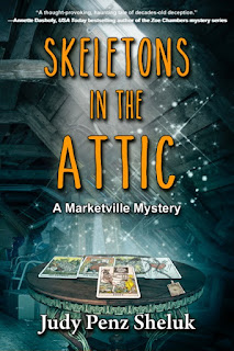 Excerpt: Skeletons in the Attic by Judy Penz Sheluk