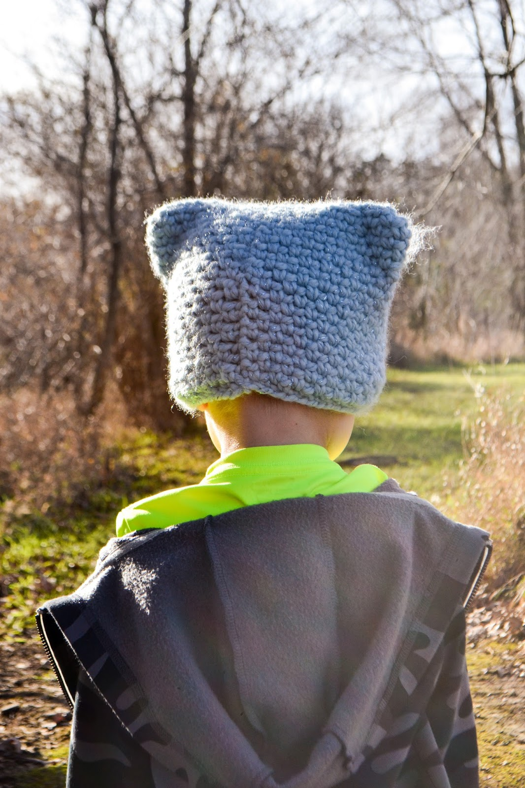 Crochet cat ears - Free patterns and tutorials - Crochet Now | 1600x1066