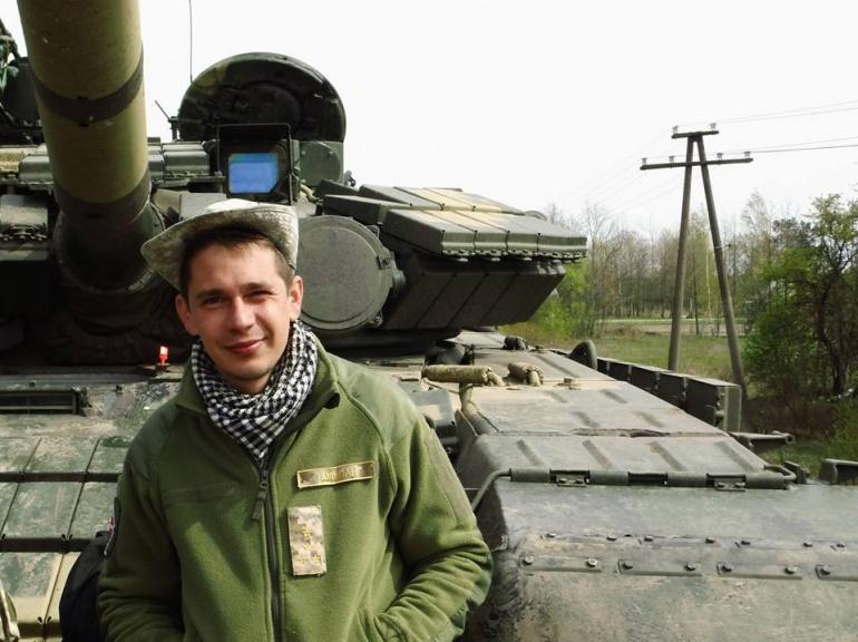 Танкісти 14-ї механізованої бригади на Т-64БВ їдуть представляти Україну на Strong Europe Tank Challenge 2017