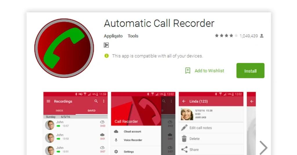 أفضل 5 تطبيقًا لتسجيل المكالمات لهواتف اندرويد