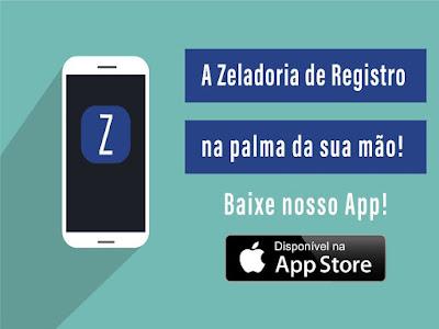 Aplicativo Zeladoria de Registro-SP está disponível também para iOS