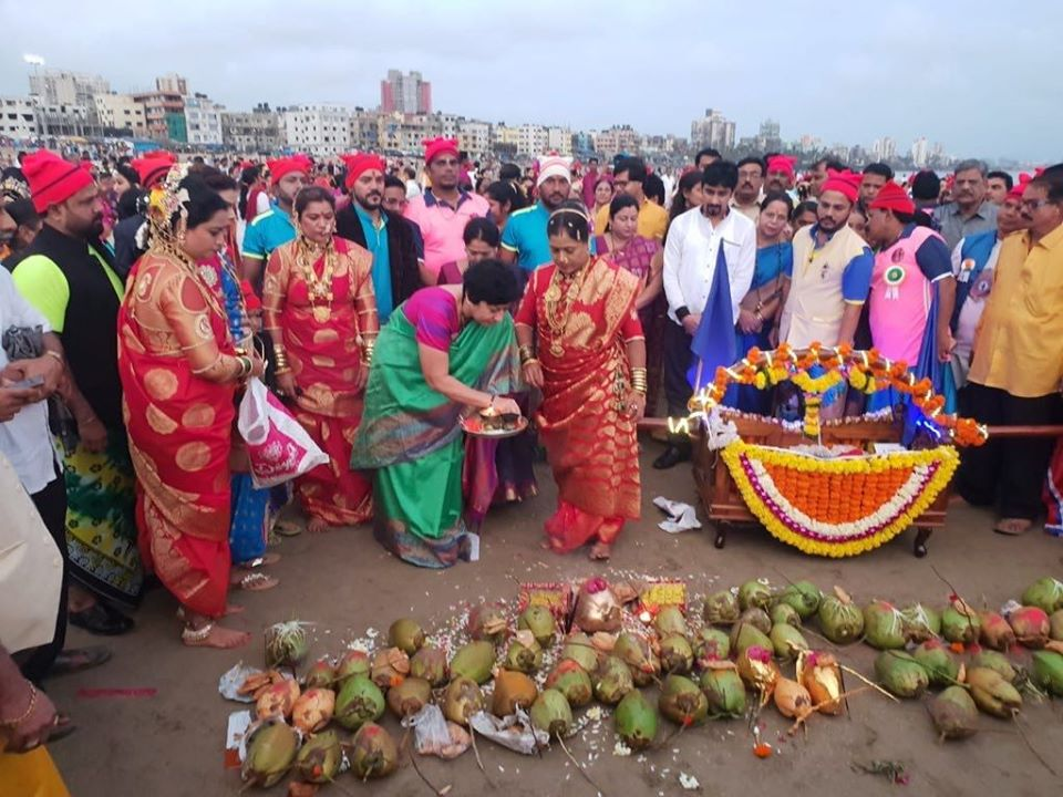 Nariyal Poornima