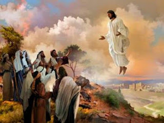 Catholic Daily Reading + Reflection: 13 May 2021 - The Ascension Of The Lord (Feast Day)