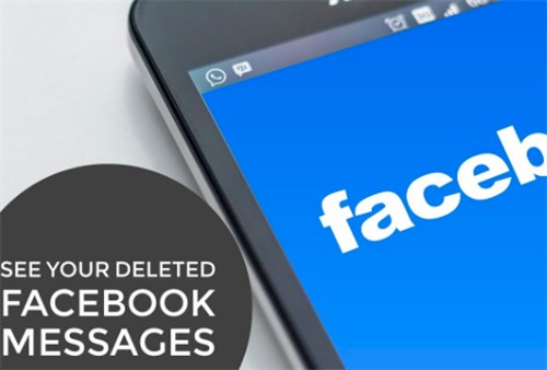Find Deleted Messages In Facebook