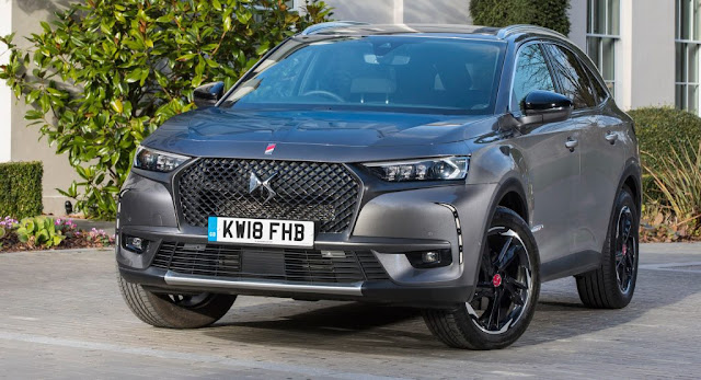 DS, DS7 Crossback, New Cars, Prices, UK