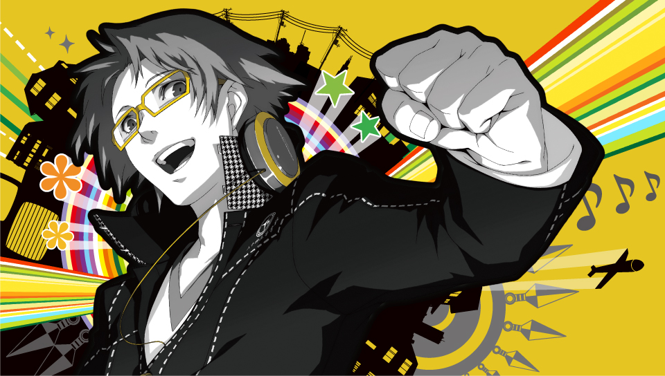 Persona 4 golden dating yosuke
