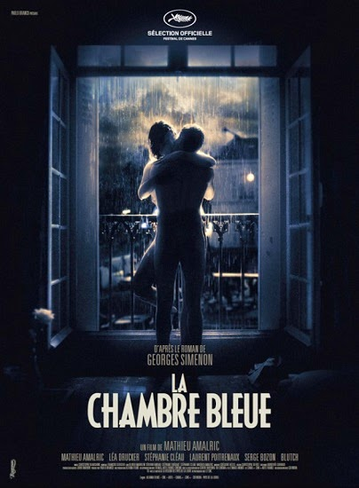 The Blue Room / La Chambre Bleue (2014) DVDRip ταινιες online seires oipeirates greek subs
