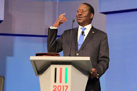 RAILA's match to State House unstoppable! See how many voters watched him debate that UHURU lost