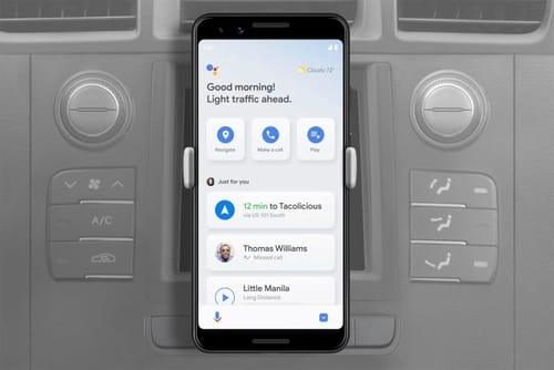 Driving mode in Google Assistant is available for Android