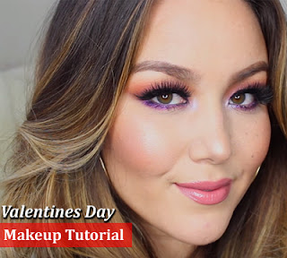 Valentines Day Date Makeup Tutorial 2016