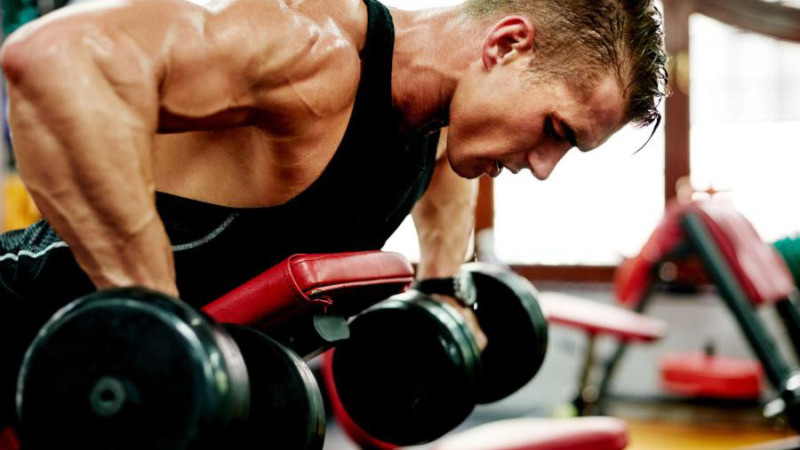 Grow Bicep, Muscles Naturally 10 Most Prominent exercises ( Home Budget)