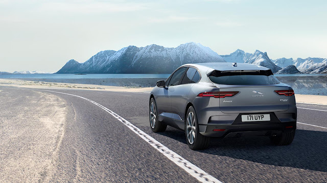 Confirmado: Jaguar I-Pace chega ao Brasil ainda este ano