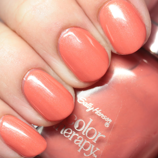 Sally Hansen Color Therapy 300 Soak At Sunset