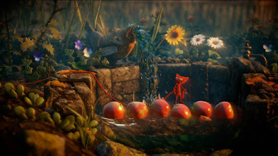 Fotograma del videojuego Unravel Two