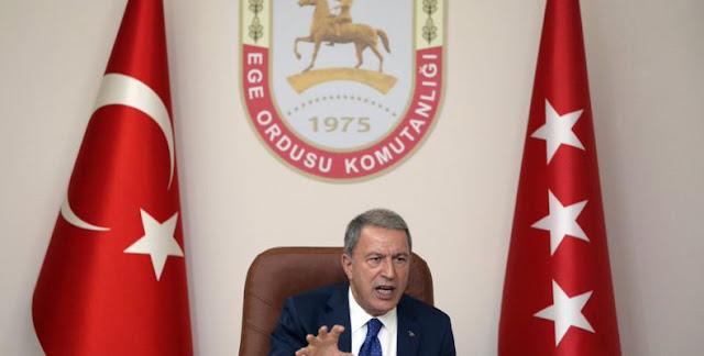 """Ακάρ: """"Θα ρίξουν χημικά και θα κατηγορήσουν την Τουρκία…"""""""