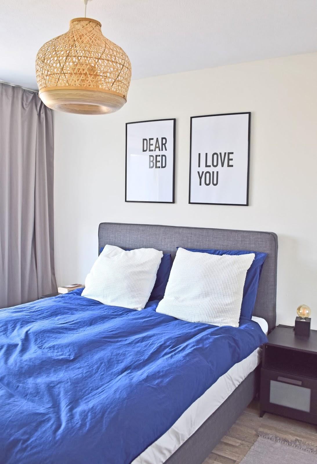 Pomysł na ścianę w sypialni