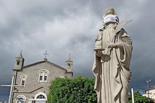 Prefeitura de Santaluz confirma mais três óbitos pela Covid-19