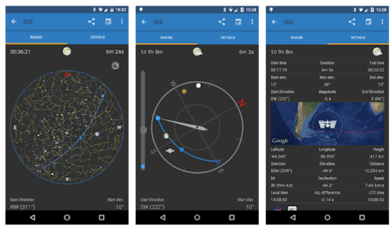 ISS Detector Pro Apk