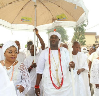 Ooni Adeyeye Ogunwusi, Ojaja II