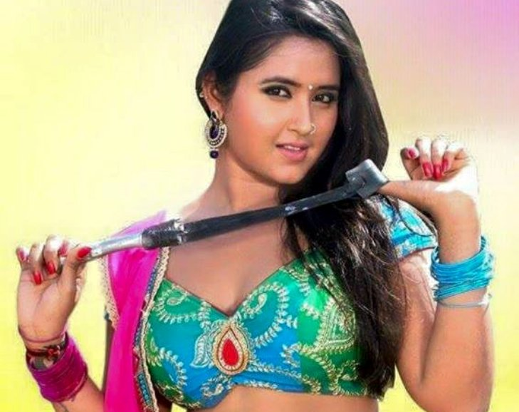 Kajal Raghwani Wallpapers - Latest Bhojpuri Actress Kajal Raghwani Hot wallpaper, Pics, Image