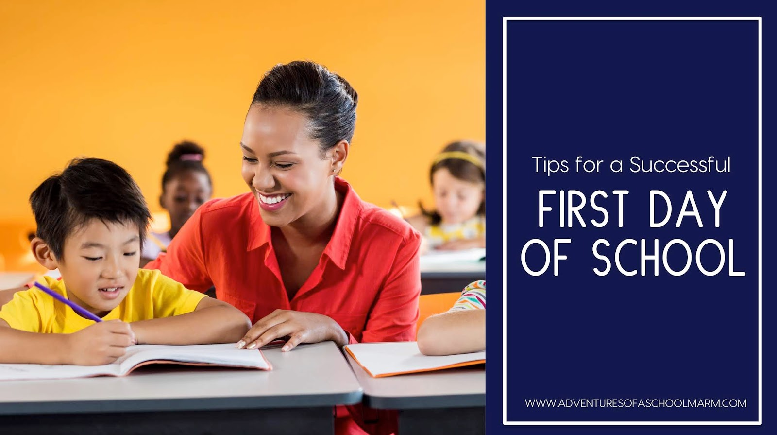 The key to mastering your first day is keep it simple, stay flexible, and be over-prepared. As a veteran teacher of more than 15 years, I am going to share some of my best tips so you can know that you are truly prepared!