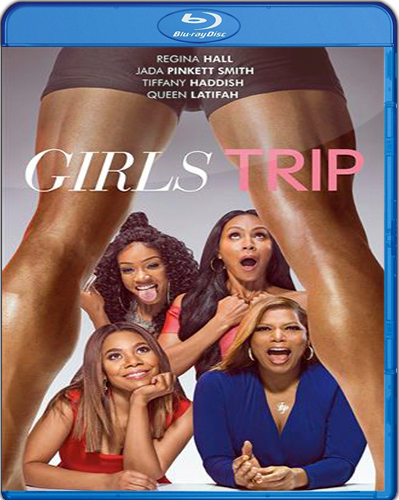 Girls Trip [2017] [BD25] [Latino]