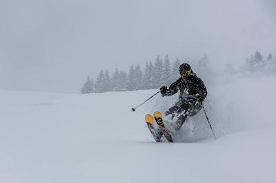 die richtigen Skianziehsachen