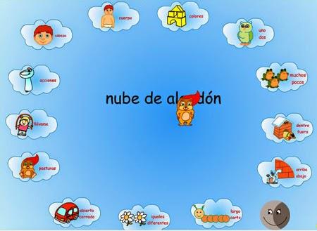 http://www.juntadeandalucia.es/averroes/ceipcervantes/images/EnlacesTic2/Infantil/nube/INICIO.html