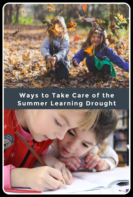 Discover Some Fantastic Ways To Take Care Of The Summer Learning Drought
