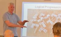 Designing the Logical Progression Puzzle - Rick Eason