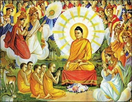 Tìm Hiểu Kinh Phật - Tìm Hiểu Kinh Phật - TRUNG BỘ KINH - Hy hữu vị tằng hữu