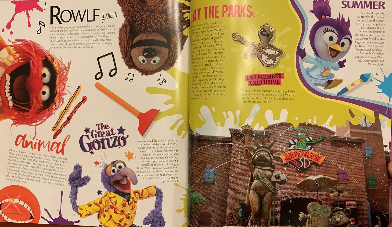 Muppet Stuff: Sesame Street Photobombs The Tonight Show!