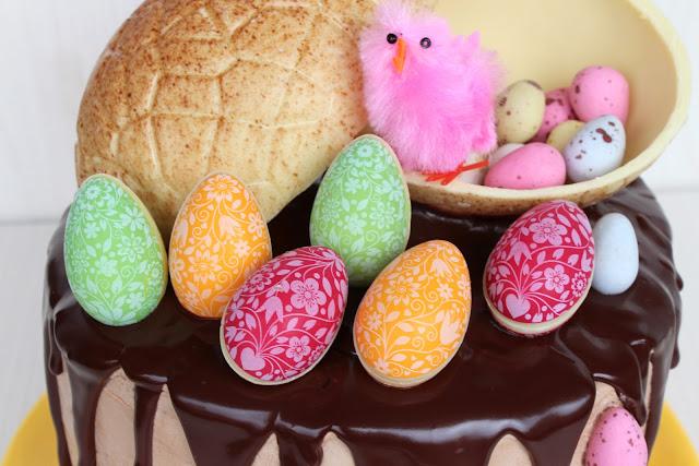 huevos chocolate